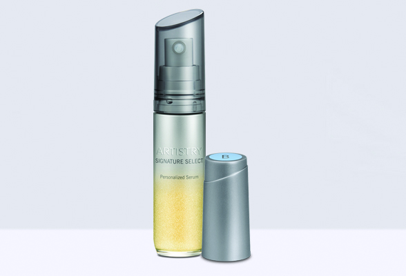 Artistry Signature Select Brightening Amplifier and Base Serum.