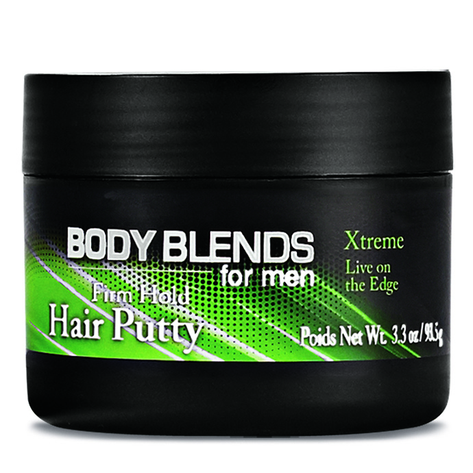 Body Blends for Men Cera para el cabello – Vive al Extremo