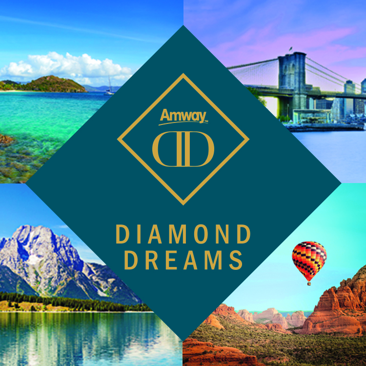 Amway Diamond Dreams Destinations For