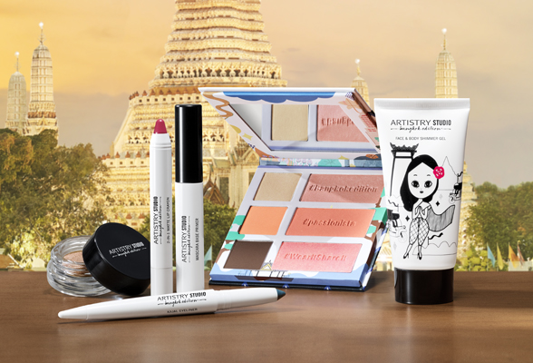 Artistry Studio Bangkok Edition products.