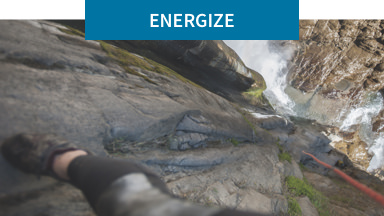 Energize: Get immediate & long-lasting energy.
